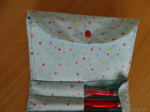 Rollmäppchen Tasche